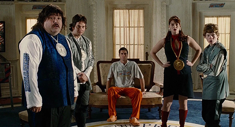 Still image from Idiocracy.