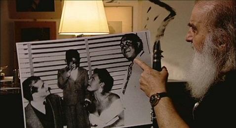 Still image from Io sono Tony Scott.
