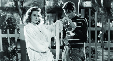 Still image from It's a Wonderful Life.