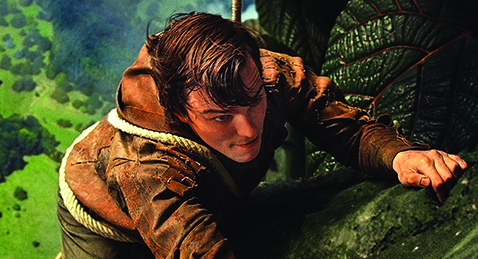 Still image from Jack the Giant Slayer.