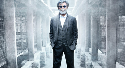 Still image from Kabali.