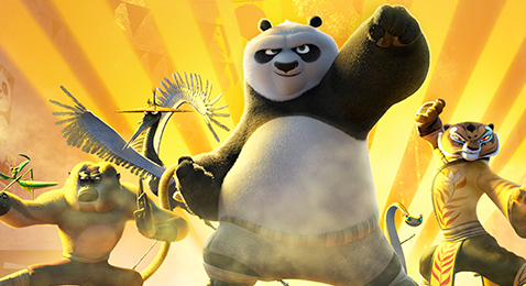 Still image from Kung Fu Panda 3: Mandarin Version.