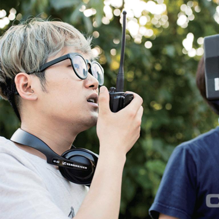 image of filmmaker KyungMook Kim