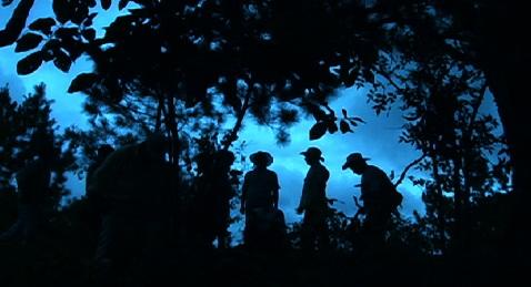 Still image from La Palabra en el Bosque.