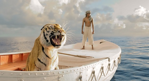 Still image from Life of Pi - 3D.