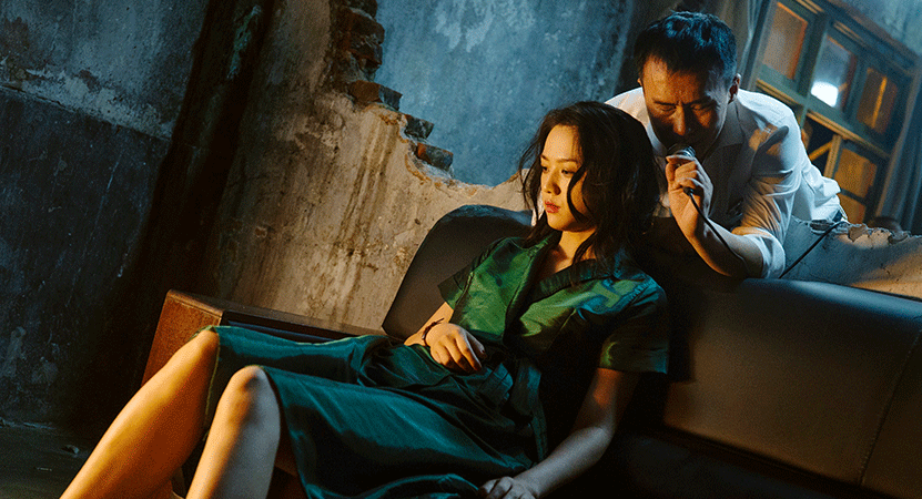 Still image from Long Day's Journey into Night 3D.