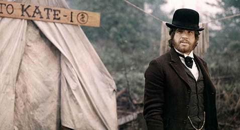 Still image from McCabe & Mrs. Miller.