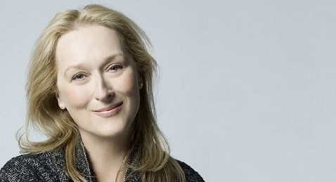 Still image from Meryl Streep.