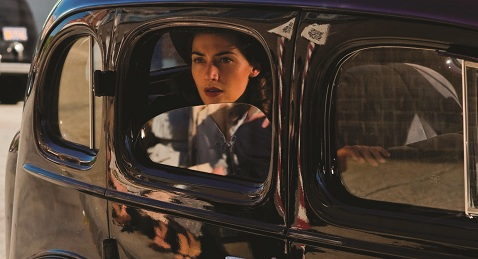 Still image from Mildred Pierce.