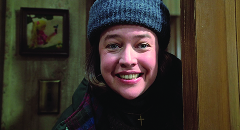 Still image from Misery.
