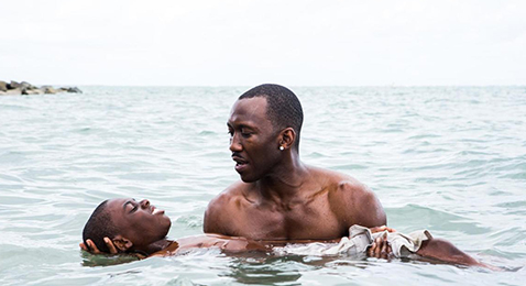 Still image from Moonlight.