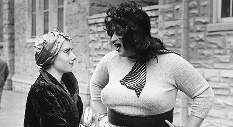 Still image from Multiple Maniacs.
