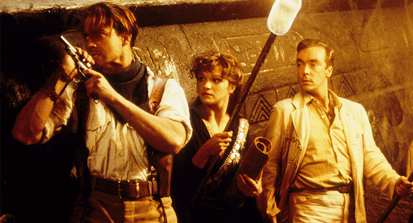 Still image from The Mummy.
