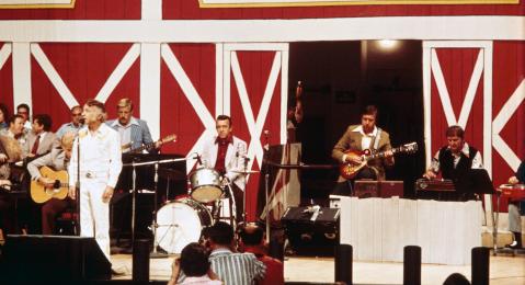 Still image from Nashville.