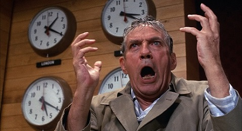 Still image from Network.