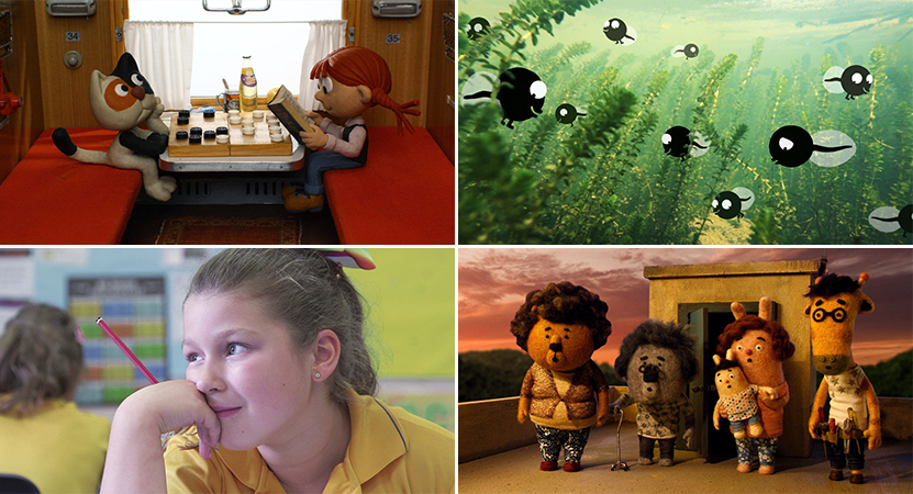 Still image from New York International Children's Film Festival Kid Flicks Programs One and Two.