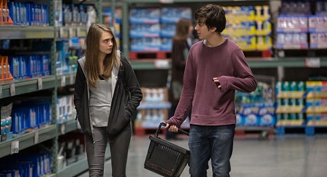 Still image from Paper Towns.