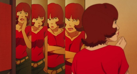 Still image from Paprika.