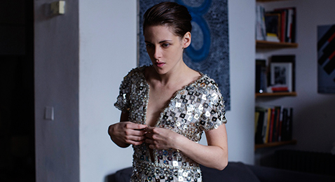 Still image from Personal Shopper.