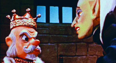 Still image from Ray Harryhausen's Fairytales.