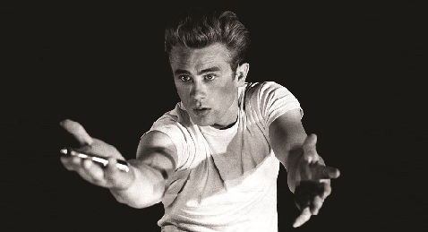 Still image from Rebel Without a Cause.