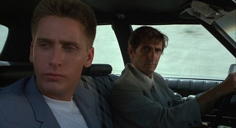 Still image from Repo Man.