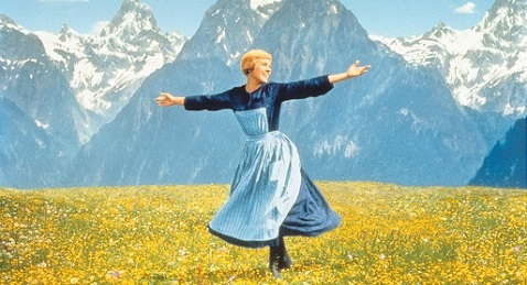 Still image from Second Annual The Sound Of Music Quote-Along.
