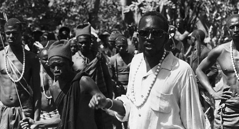 Still image from SEMBENE!.