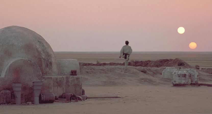 Still image for <em>Star Wars</em> Marathon.