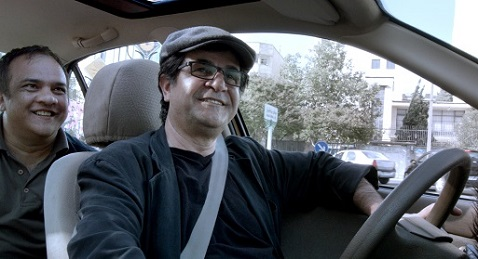 Still image from Taxi.