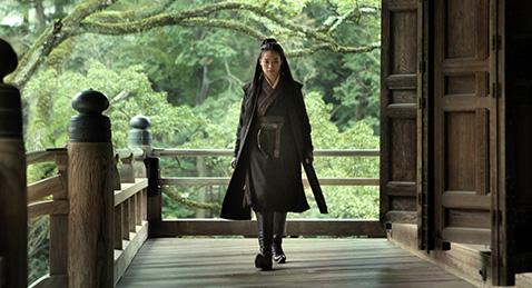 Still image from The Assassin.