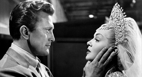 Still image from The Bad and the Beautiful.