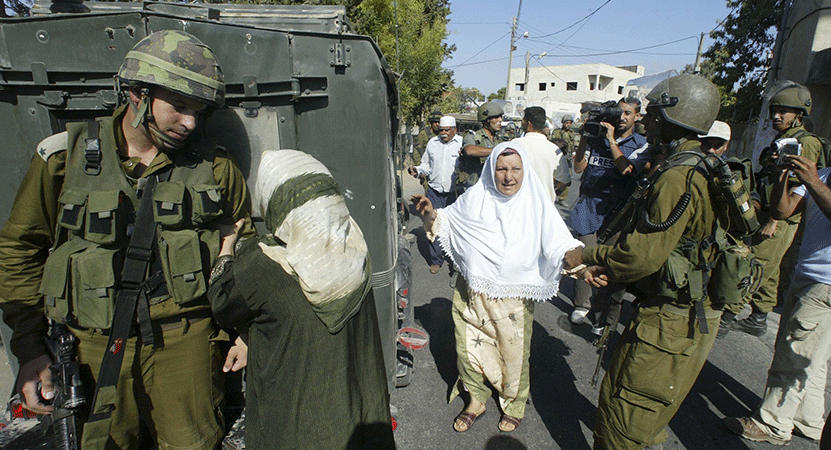 Still image for The Consequences of Enduring Conflict: Exploring Israeli-Palestinian Relations.