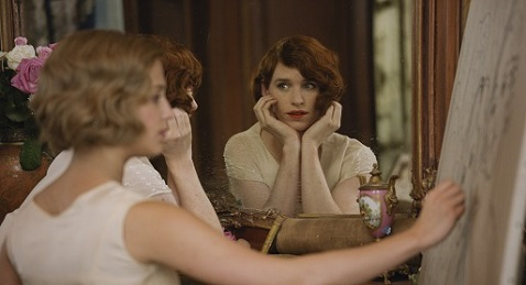 Still image from The Danish Girl.