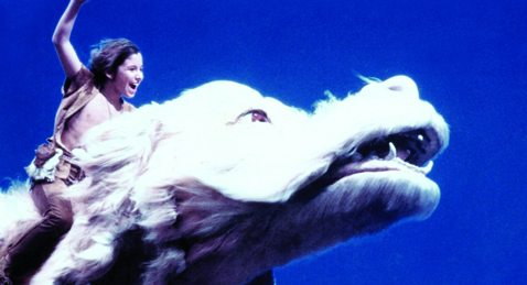 Still image from The NeverEnding Story.