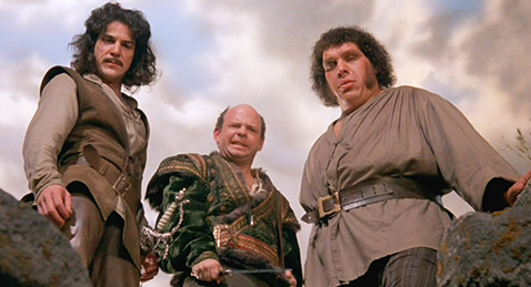 Still image from The Princess Bride.