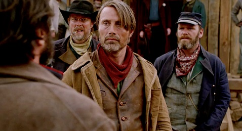 Still image from The Salvation.