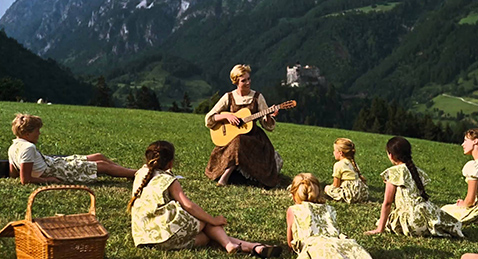 Still image from Third Annual The Sound Of Music Quote-Along.
