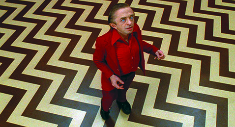 Still image from Twin Peaks: Fire Walk with Me.