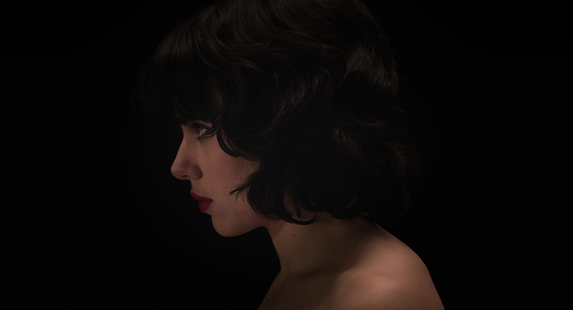 Still image from Under the Skin.