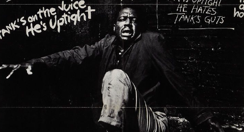 Still image from Uptight!/Black Panthers.