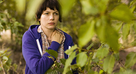Still image from Wendy and Lucy.