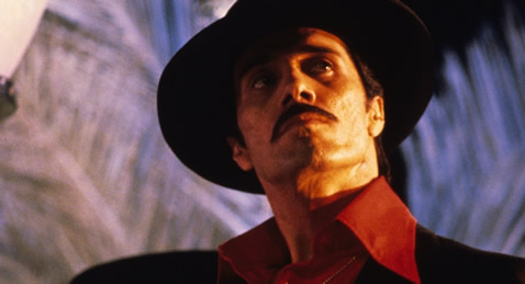 Still image from Zoot Suit.